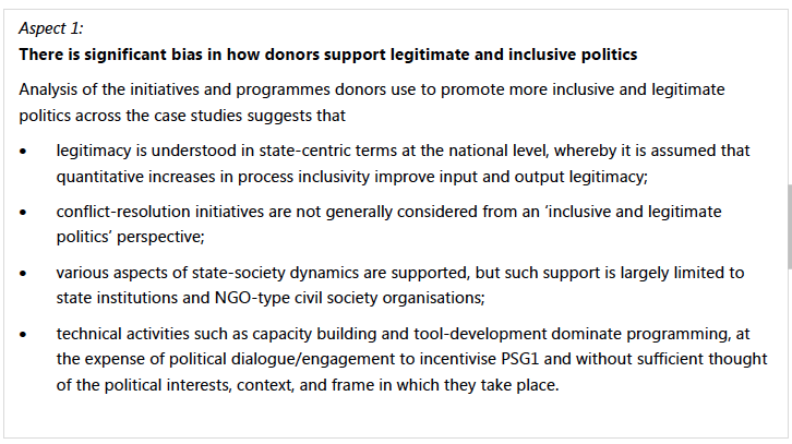 OECD Report New Deal Donor Constraints 1