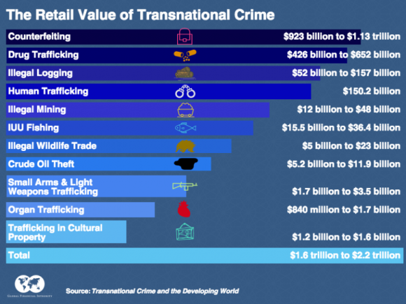 transnational organized criminal groups models and political risk