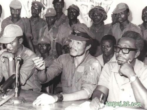 Why Was Jerry Rawlings Different?